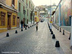 Itinerario y Resumen de mi viaje por CHILE - Caminando por el Globo Summary, Balloon, Drive Way, Voyage
