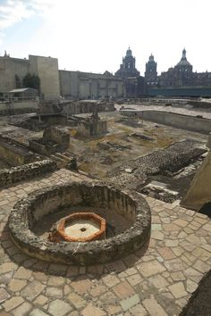 Archaeology Magazine breaks down the background of the sites underneath Mexico City.