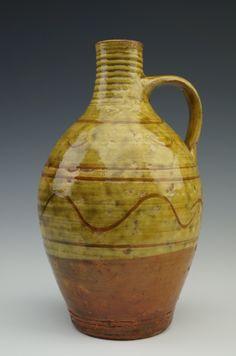 Michael Cardew - Flagon Pottery Studio, Pottery Art, Earthenware, Stoneware, Pickle Jars, Simple Minds, Ceramic Art, Clay, Pots