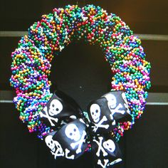 Going to make this with our Gasparilla beads!