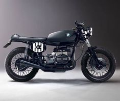 BMW caferacer by Bunker Custom Motorcycles