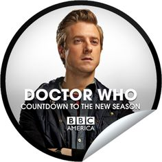 Countdown to Doctor Who Premiere: Rory...Help countdown to Doctor Who with GetGlue.com! Check-in for this exclusive Rory sticker!