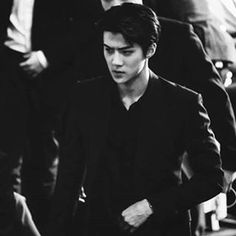 Find images and videos about kpop, exo and k-pop on We Heart It - the app to get lost in what you love. Sehun Hot, Kyungsoo, Chanyeol, K Pop, Rapper, Types Of Boyfriends, Ko Ko Bop, Exo Lockscreen, Exo Concert