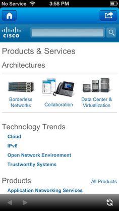 Mobile app for Cisco Support Community