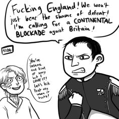 Anonymous said: Hetalia comic where France in the Napoleon era wants to crush Russia and is mean to Britain (that time when Napoleon forbade the other countries to exchange things with them) Answer:. Funny Me, Stupid Funny, Rat Man, Hetalia Funny, Fangirl Problems, Hetalia Axis Powers, French Revolution, Real People, Teaching Kids
