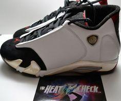 9f37a755a3d3e0 Air Jordan Og 14 black Toe Size 13 Deadstock With Original Box