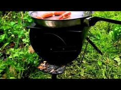A customers video of the Frontier stove