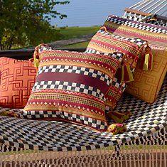 Sunset Pillows & More