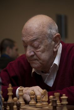Viktor Korchnoi by karpidis, via Flickr