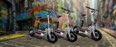 Get the best electric motorcycles, scooters, segways, parts and accessories at the cheapest price throughout the USA. Off Road Scooter, Scooter Shop, Gas Scooter, Two Wheel Scooter, Electric Scooter For Kids, Power Motors, Scooter Design, Motor Scooters, Electric Power