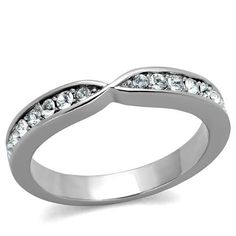 A Perfect 1 95tcw Solitaire Cut Russian Lab Diamond Ring Wedding Bands Rings