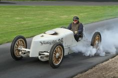 Whistling Billy to make its Race Retro debut at the 2013 event ...