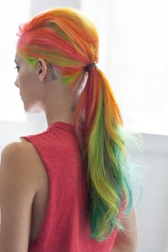 a collection // chloe norgaard's hair | *the girl named Love*
