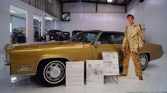 The cars of Elvis Presley