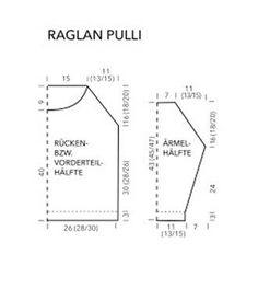Raglan-Pulli für den Sommer stricken | BRIGITTE.de