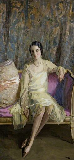 ~ Sir John Lavery ~ Irish painter 1856-1941