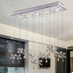 Woodland Drive Collection LED Rectangle Pendant Light
