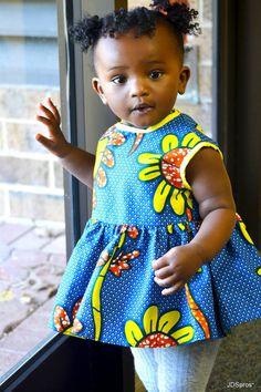 Best Ankara Styles For Kids Ankara Styles For Kids, African Dresses For Kids, African Babies, African Children, African Print Fashion, African Fashion Dresses, African Attire, African Wear, Parfait