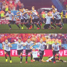 Argentina a la final