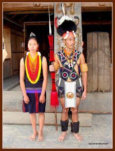 Traditional Dresses Of Nagaland nagaland tribal costume golu doll ...
