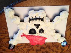Pirate birthday cake!!