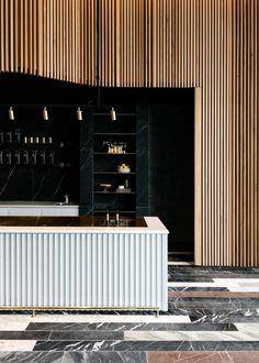 Toby's Estate Café / Sydney, Australia. Design: Studio Tate