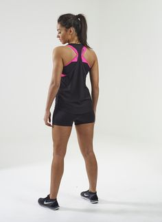 Gymshark Move Racerback Vest. Order yours > https://www.gymshark.com/collections/t-shirts-tops/womens