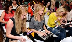 Blogger tips from Rachel Zoe, Lauren Conrad, Leandra Medine.