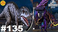 Jurassic World The Game Boss Battle Valkyrie 77 Defeated? Episode 135  V...