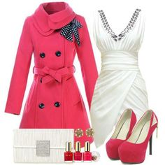 Fashion Style -a good outfit for a party or day out Pretty Outfits, Beautiful Outfits, Cool Outfits, Pretty Clothes, Dress Outfits, Prom Dresses, Fasion, Fashion Outfits, Womens Fashion
