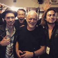 Willow Robinson & David Gilmour