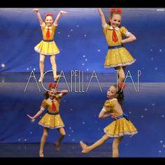Dance Moms - Season 1 Episode 4 - Acapella Tap (Rockabilly Girl)