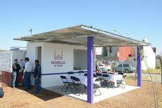 El IJUM inauguró un comedor en la Escuela Secundaria Técnica 155 de Arko San Antonio; el municipio invirtió 150 mil pesos para esta obra – Morelia, Michoacán, 24 de enero ...