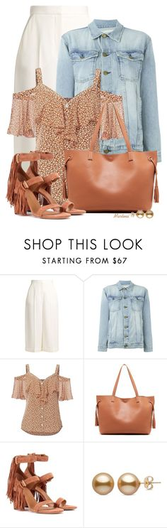 """Bez naslova #3099"" by martina-cciv ❤ liked on Polyvore featuring Alexander McQueen, Current/Elliott, Veronica Beard, Sole Society and Chloé"