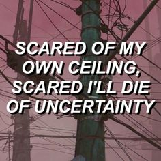 DOUBT // TWENTY ONE PILOTS
