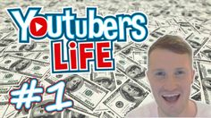"""""""STARTING A YOUTUBE CHANNEL""""   Youtubers Life Episode #1   Road to 100k Subscribers  Today we look at episode 1 of the new indie game that was released on steam called YouTubers Life. We start off as a you kid with 0 subscribers and 0 views living with his mom. Can we make it big and become a superstar :D  #youtuberslife #youtubers life Youtubers Life, Going On A Date, Moving Out, Indie Games, Episode 3, New Series, Viral Videos, How To Become, Channel"""