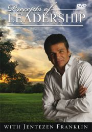 PRECEIPTS OF LEADERSHIP WITH JENTEZEN FRANKLIN by JENTEZEN FRANKLIN. Jentezen Franklin is the Senior Pastor of Free Chapel in Gainesville, Georgia. His ministry impacts many through global outreaches and his TV broadcast Kingdom Connection. Available from CUM Books.