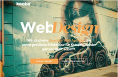 Kooba | Web Design File