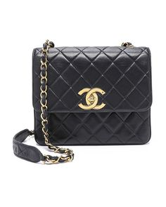 What Goes Around Comes Around Chanel CC Shoulder Bag | LuckyShops