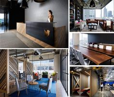 Notable.ca | An Inside Look: 11 of the Best Office Spaces in Toronto