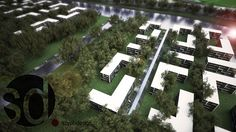 Urban Planing. Student project