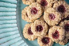 These cookies are less sweet and chewier than many traditional nut macaroons. The recipe is from Eileen Dangoor Khalastchy, an 86-year-old cook and baker who remembers her mother making something similar when the family lived in Iraq. (Photo: Lexey Swall for The New York Times)