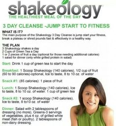 #Shakeology 3 Day Cleanse - Comment below for more details on receiving your kit and access into our private support group.