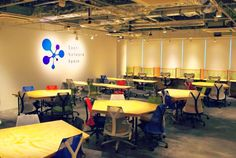Open Network Space Daikanyama - a #coworking space in Shibuya, Tokyo.