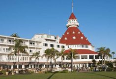 Hotel Del Coronado, USA - This landmark resort is more than a century old and has had its share of ghostly sightings. A part of the John Cusack film 1408 was inspired by a collection of real-life news stories about parapsychologist Christopher Chacon's investigation into one of the hotels notoriously haunted rooms.