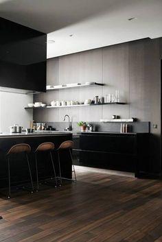 Kitchen interior home design house design Interior Desing, Interior Design Kitchen, Modern Interior, Interior Decorating, Asian Interior, Design Bathroom, Kitchen Designs, Interior Ideas, Decorating Ideas