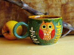 Stella N. Owl, mug