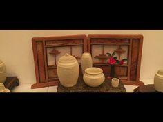 鹿児島市お散歩動画|「薩摩焼伝統技法、籠目透かし彫り」薩摩彫刻陶芸 窯元南風山を Shot by iPhone