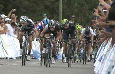 Tour de San Luis 3.Etap Toplu Sprint Finişinde Zaferin Adı Giacomo Nizzolo