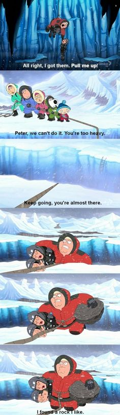 Family Guy my fav scene